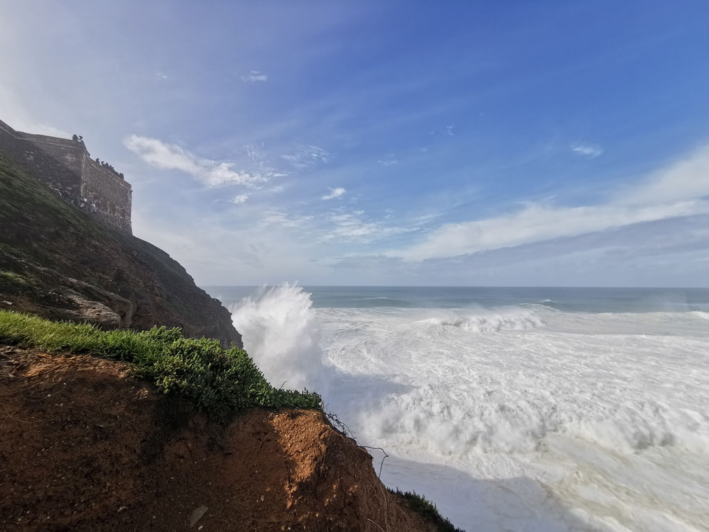 Big Waves à Nazaré