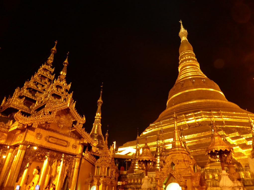 Yangon, les temples de Bagan, le Lac Inlé, Hpa An... des endroits envoûtants au Myanmar