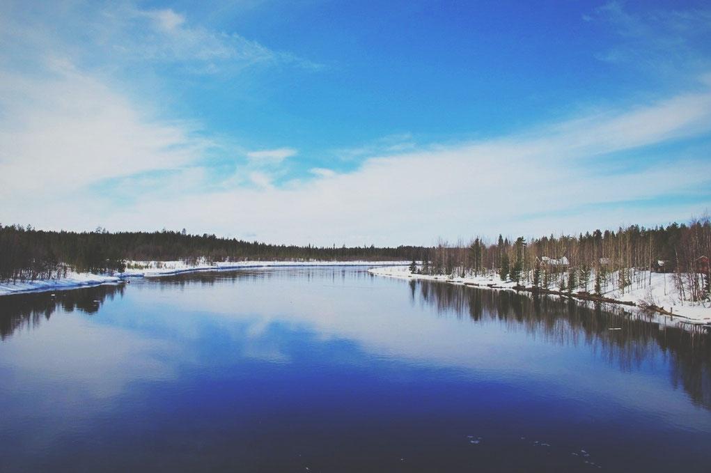 bigousteppes finlande lac
