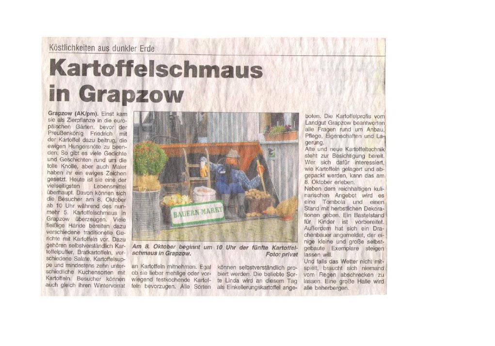 Anzeigenkurier 05.10.2011