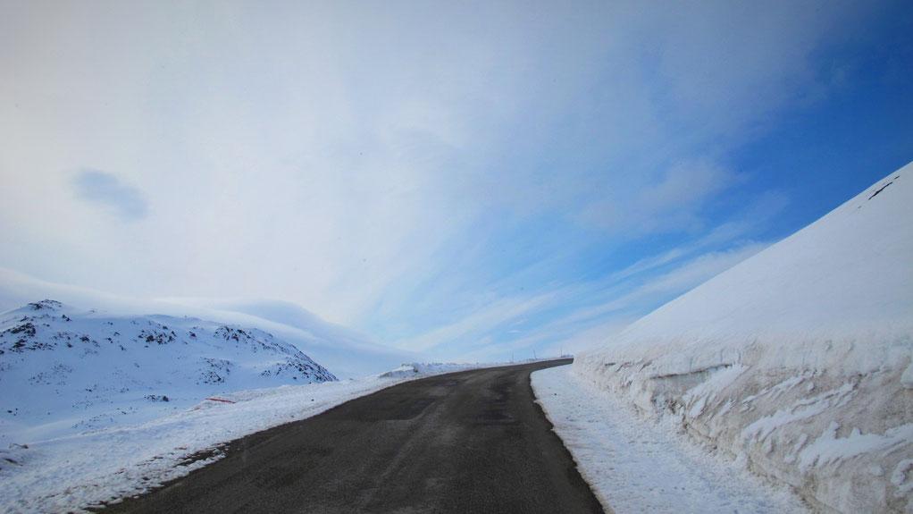 bigousteppes norvège cap nord route