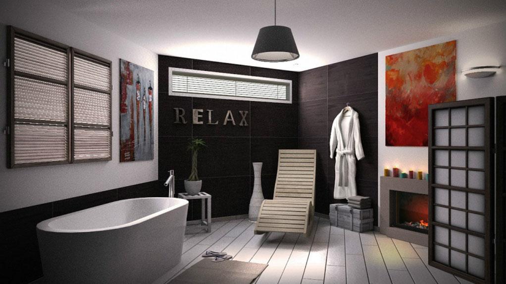 Professional 3d bathroom planning