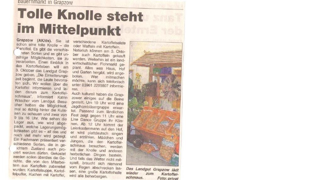 Anzeigenkurier 30.09.2009