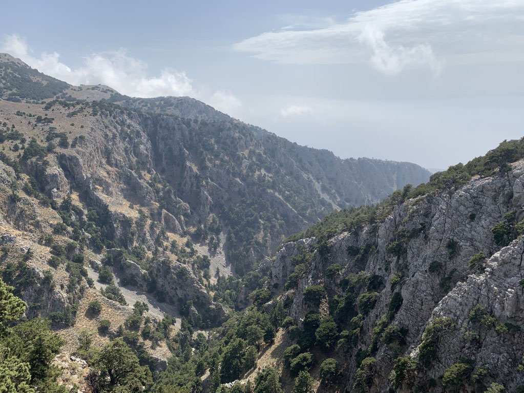Griechenland, Kreta, Sehenswürdigkeit, Reisebericht, highlight, Urlaub, Sfakion, Imbros, Schlucht, Wandern