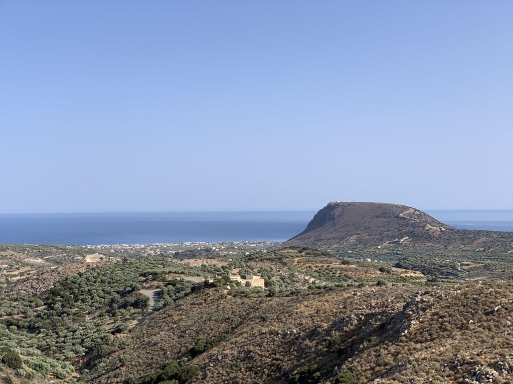 Griechenland, Kreta, Sehenswürdigkeit, Reisebericht, highlight, Urlaub, Charaso, Kloster, Meer, Malia, Kera Eleousa