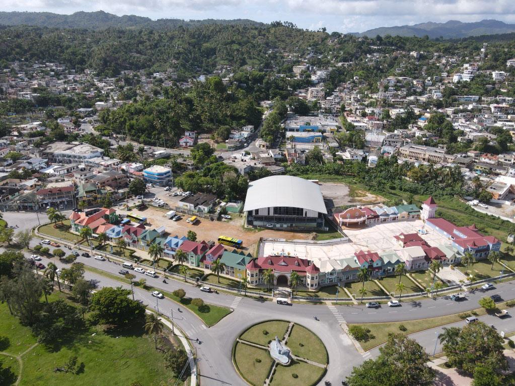 Samana, Plaza Pueblo Principe - Shopping Center