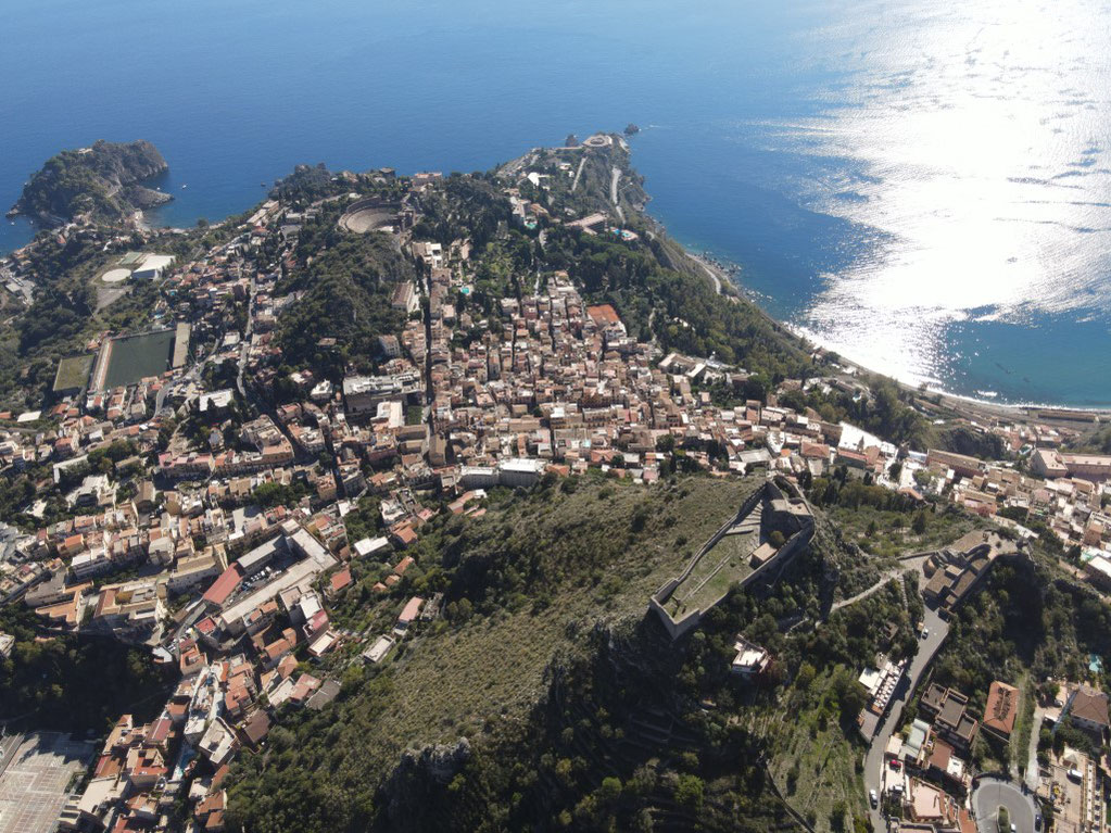 Italien, Sizilien, Sehenswürdigkeit, Taormina,