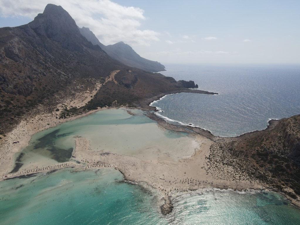 Griechenland, Kreta, Sehenswürdigkeit, Reisebericht, highlight, Urlaub, Kissamos, Lagune Belos