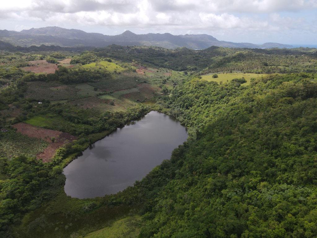 Samana, Las Galeras, Laguna Salada