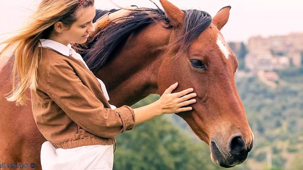 dona i cavall