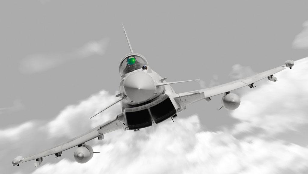 Eurofighter Typhoon sempre più polivalente e sempre più proiettato verso il futuro. / © BAE System