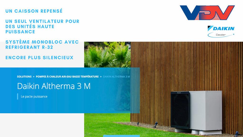 climatiseurs daikin chez VDV Bruxelles