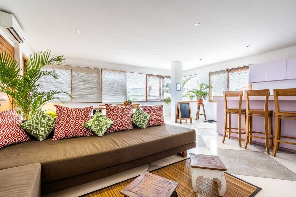 Canggu apartment for sale by owner including rental license.