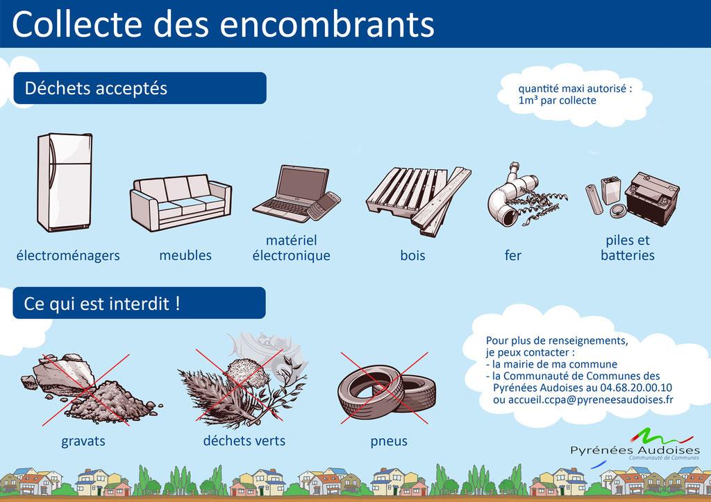 Encombrants Pyrénées Audoises