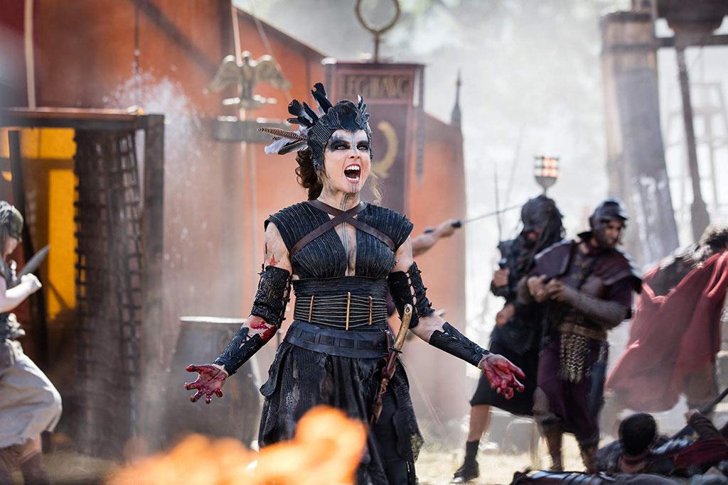 the witcher netflix serie review kritik fanwerk deutsch henry cavill