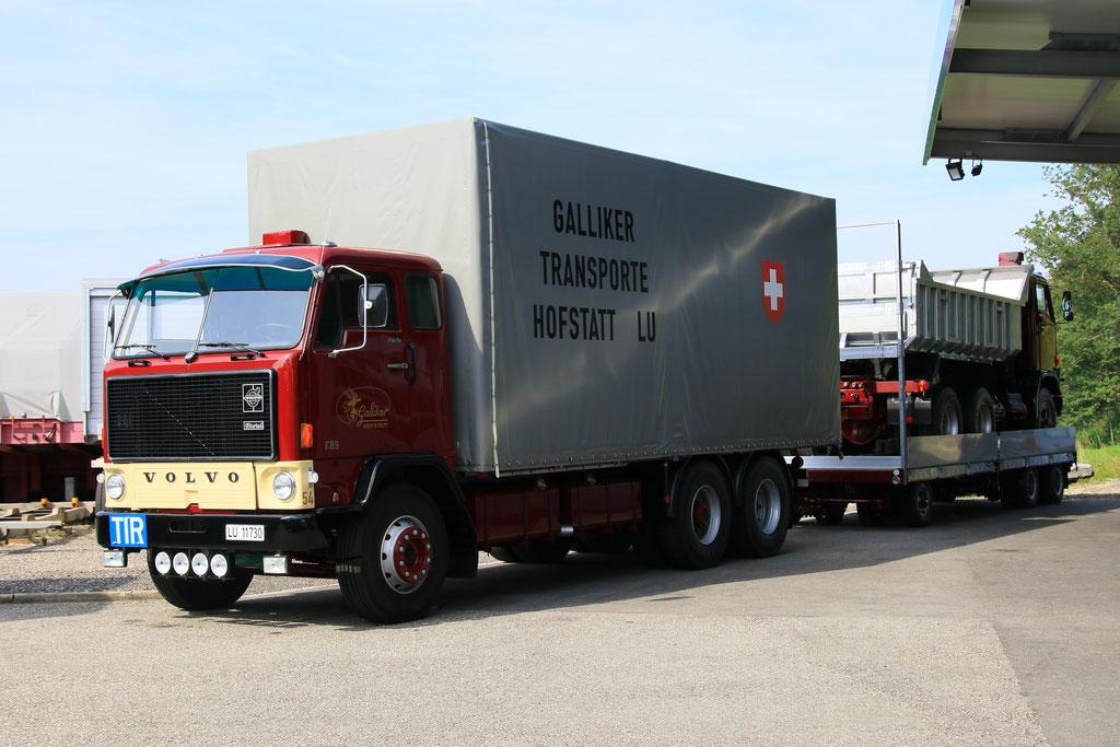 News BM Transporte AG - Alois Birrer AG Fahrzeugbau Hofstatt