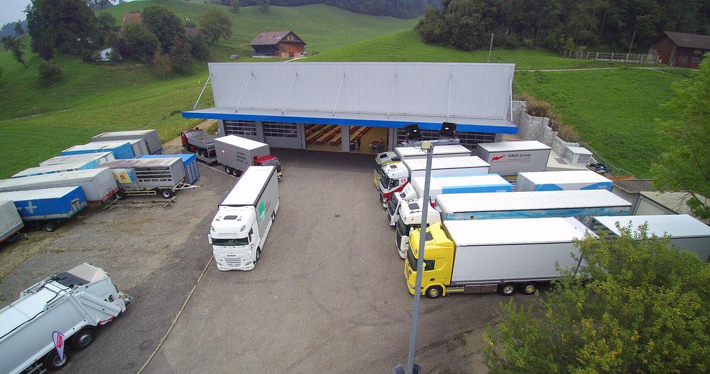 News Dubach Rolf Metallgestaltung GmbH - Alois Birrer AG Fahrzeugbau Hofstatt