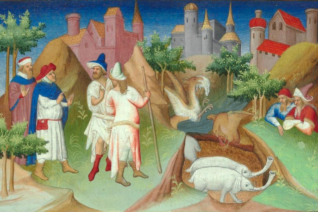 Connessioni Culturali: Il viaggio nel Medioevo