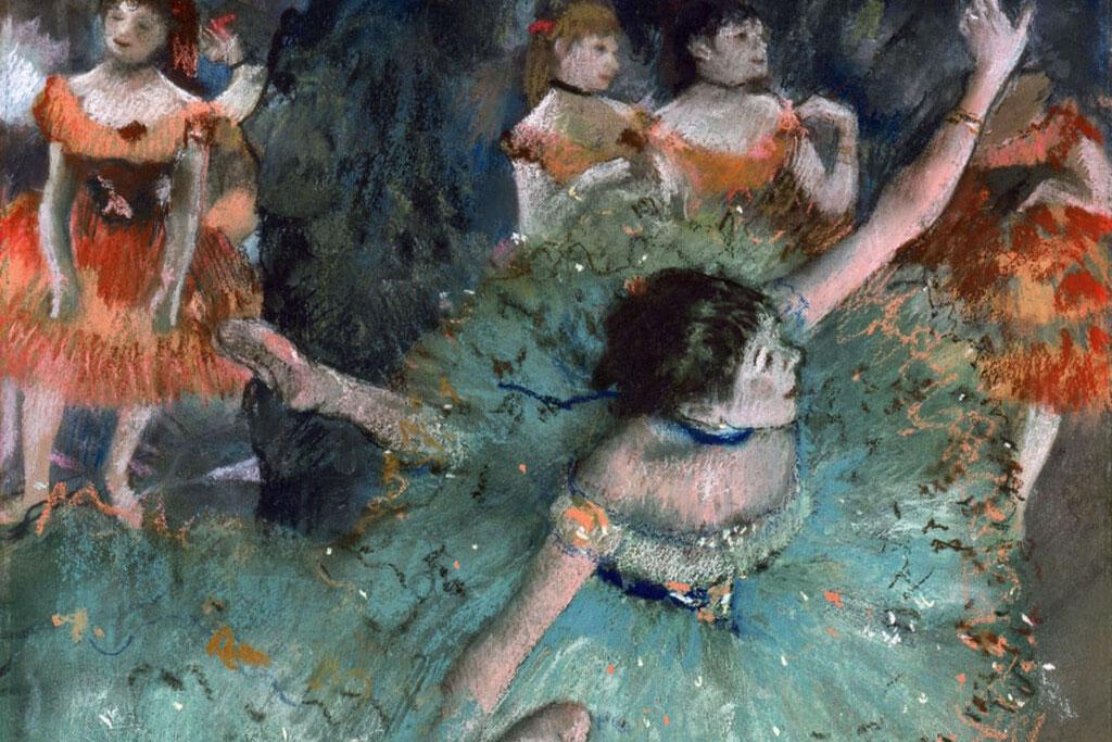 Connessioni Culturali: Degas