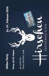Disco, Bar, Pub, Party, DJ Aspen, Simmental, Berner Oberland, Thun, Schweiz, Ausgang, 01. Februar 2020, Huettenzauber.ch, Restaurant Hirschen, Lenk