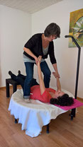 Dynamic Rebounding Bewegungs Massage movebodymind.ch