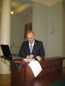 Буренок В.М., президент РАРАН, конференция, МГТУ, 3 марта 2016 г.