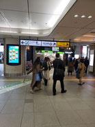 恵比寿駅からの順路2