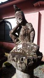 大谷寺の愛くるしい仏像