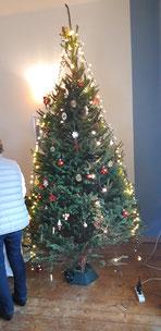 Landfrauen Ekebergkrug u.U, Weihnachtsfeier