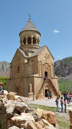 Kloster Noravank, heilige Muttergotteskirche