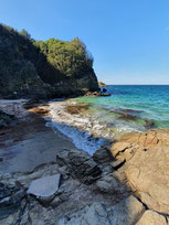 Photo prise sur l'Ile de Groix