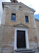 Statue San Francesco di Paola, Schutzheiliger Kalabrien, Heiliger Franziskus