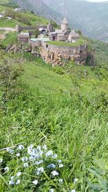Kloster Tatev in Südarmenien