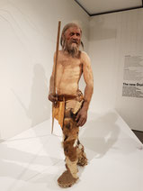 Ötzi, archäologisches Museum Bozen