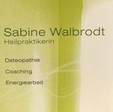 Sabine Walbrodt Praxis für Ganzheitliche Therapie