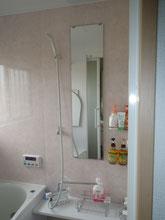 シャワー・鏡(リフォーム後)K邸