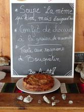 Pâtisserie du jour :)