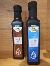 hochwertige Bio-Pflanzenöle