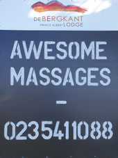 SPA Reklame (Awesome Massages)