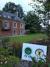 """Maison d'hôtes """"Au Souffle de Vert """""""
