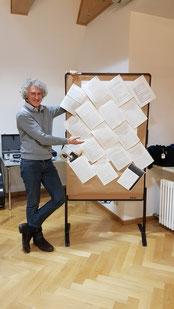 Dr. Norbert Kober, ausbildender Trainer des Zertifikatskurses