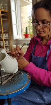 ceramica abruzzo