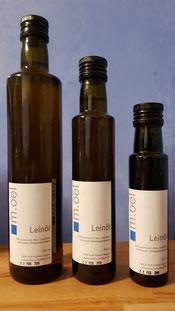 Leinöl 500/250/100 ml