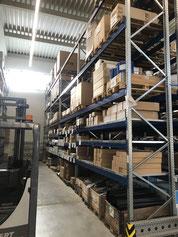 Logistikberatung, Lagerlogistik, Warehouse, München, Bayern, Süddeutschland, Hochregal, Breitgang