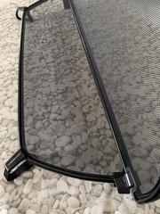 Oris Windschott eines Mercedes-Benz SL Typ R129