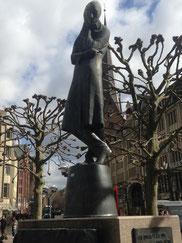 Heine-Denkmal (Foto: Wiebke Johannsen)
