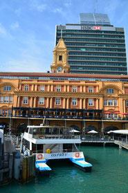 - Queens Wharf - Auckland -