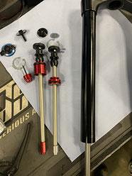 Luftfeder Upgrade RockShox