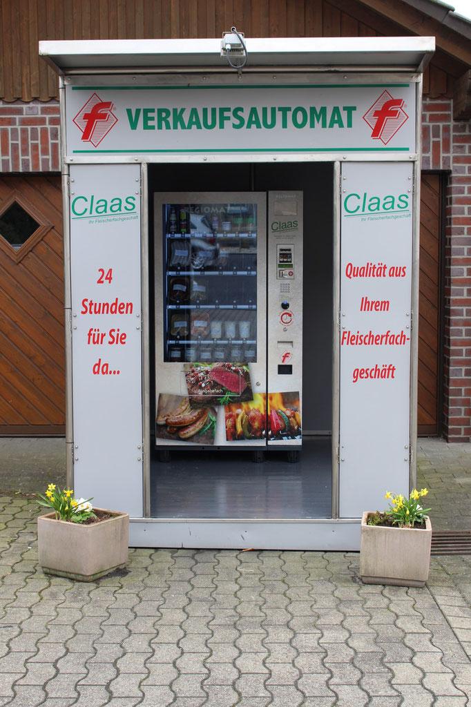 Fleisch Automat