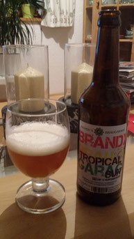 Brandy´s Braugarage Tropical Sun